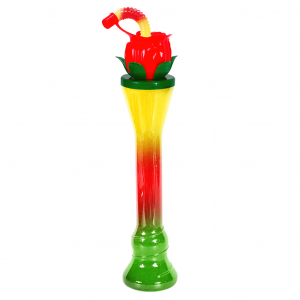 Flower Cup red